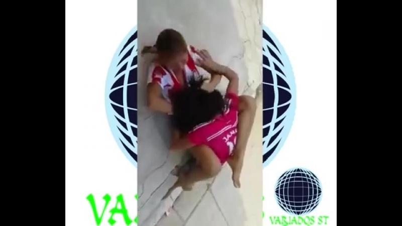 PELEA DE NIÑAS POR NOVIO EN SOLEDAD ATLANTICO - YouTube