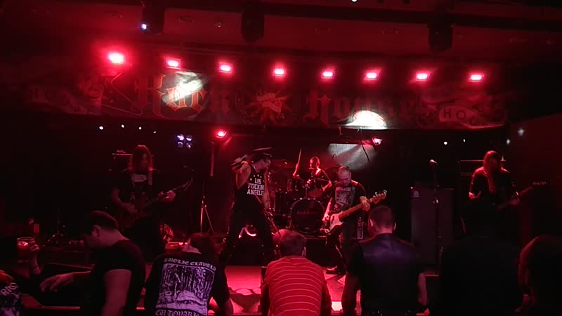 Black Death Metal 10.10.18 Rock House 8