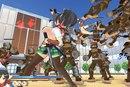 Senran Kagura: Shinovi Versus новые скриншоты