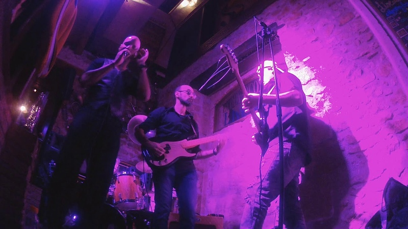 Soul Funk and Blues Madness in Paddy O`Connell