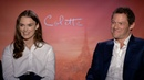 Keira Knightley and Dominic West talk Colette LGBTQ inclusion in film and more