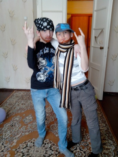 Иван Юрмистров, 4 апреля , Москва, id203221767