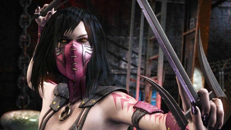 Mortal Kombat X - Living Tower Daddy's Girl (Mileena Tower)