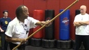 Filipino Kali Training | How To Use The Staff (Sibat) In Filipino Kali