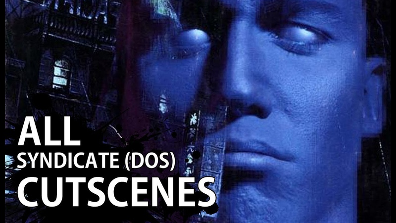 Syndicate 1993 - All Cutscenes (Game Movie - 1080p)