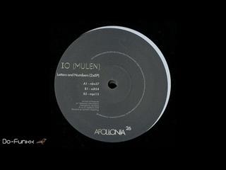 iO (Mulen) - Xdt54 [Apollonia - APO026]