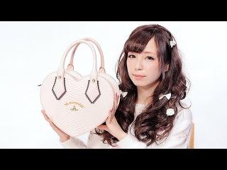 What's in my Bag? Japanese fashion model Yui Minakata|【カバン中身紹介】ファッションモデル皆方由衣