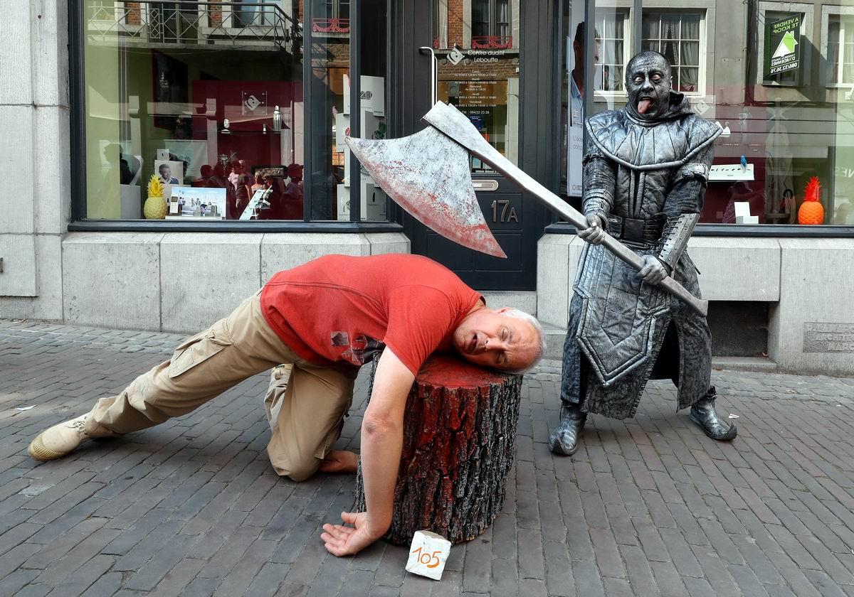 Казнить нельзя помиловать: Бельгийские приколы в духе Средневековья