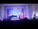 Моя любимая сестренка Татьяна Стрельцова(в синем)и ее подруга,коллега Зинаида(в красном)-Будущее Российской музыки