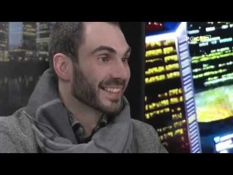 Интервью Владислава Бермуды на радио РОСТ