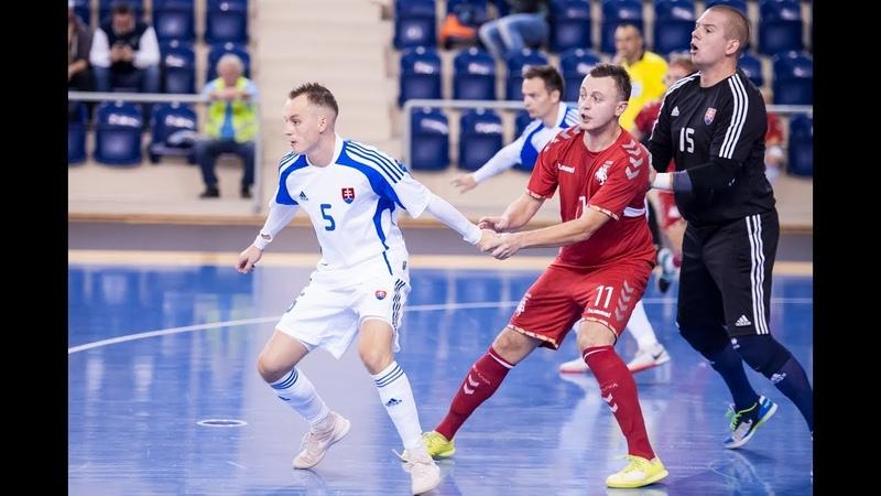 HIGHLIGHTS 1 Slovakia - Lithuania