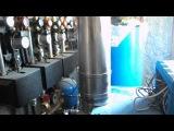 Buderus Logano G234WS отсутствие приточно-вытяжной вентиляции.