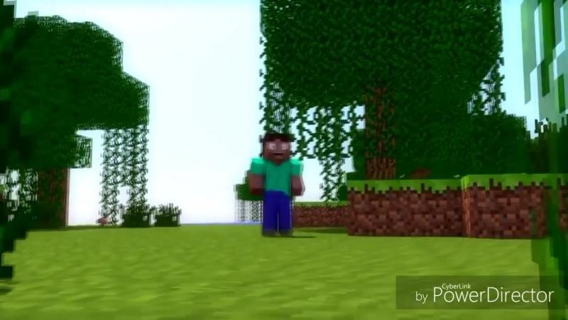 НЯША КРИПЕР - Майнкрафт Клип - Minecraft Parody Song of PSYs Daddy.mp4