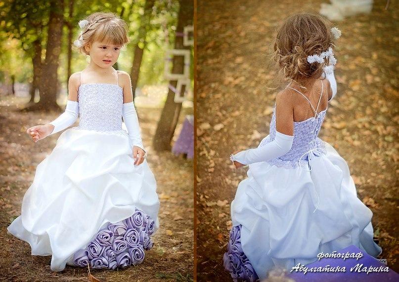Корсет детский для платья