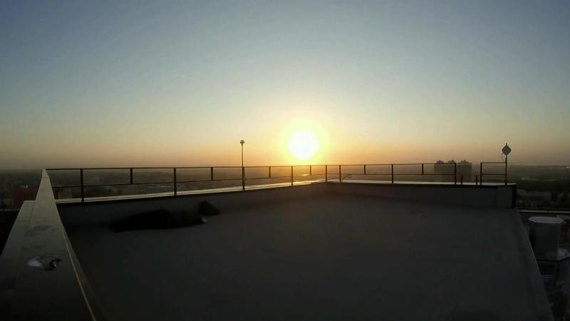 Рассвет Копейск 17 этаж \\ Копейск [B]Теме