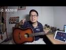 6 Cách đọc tọa độ hợp âm và tiết tấu điệu các từ ngữ chuyên môn trong guitar