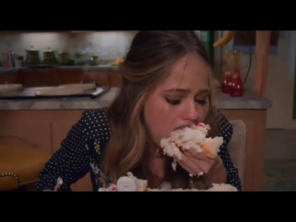 HAPPY BIRTHDAY Patty Insatiable, THE SCENE WITH THE CAKE Insatiable