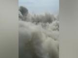 Обрушение здания в Майами