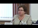 Ольга Хромушина председатель комитета ЗС по социальной и демографической политике о льготах