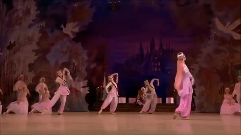 Балет Щелкунчик П И Чайковского Арабский танец (1)