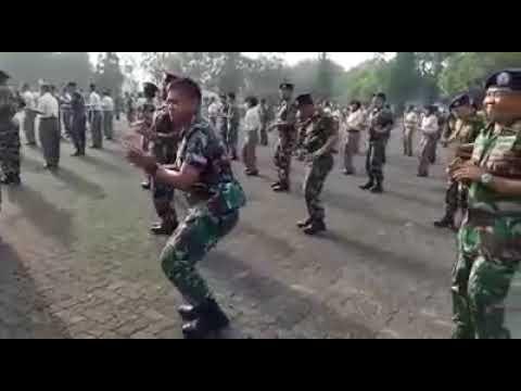 TNI SENAM KOCAK
