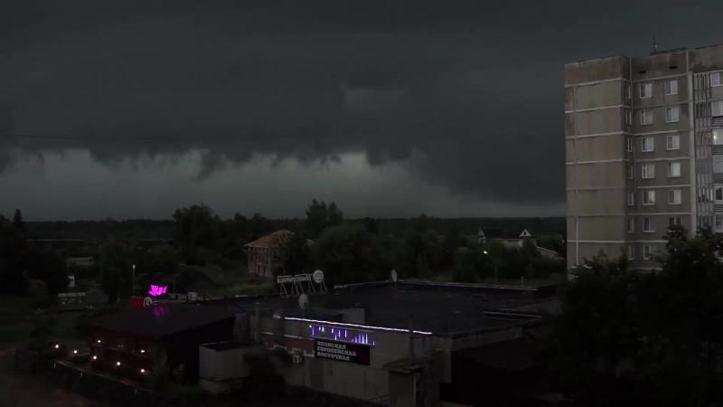 Удомля, Тверская область, 29.07.2017