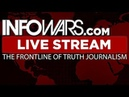 📢 Alex Jones Infowars Stream With Today's Shows Friday 6 15 18