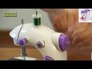 Ручная швейная машинка! Швейная машинка ZIMBER - YouTube
