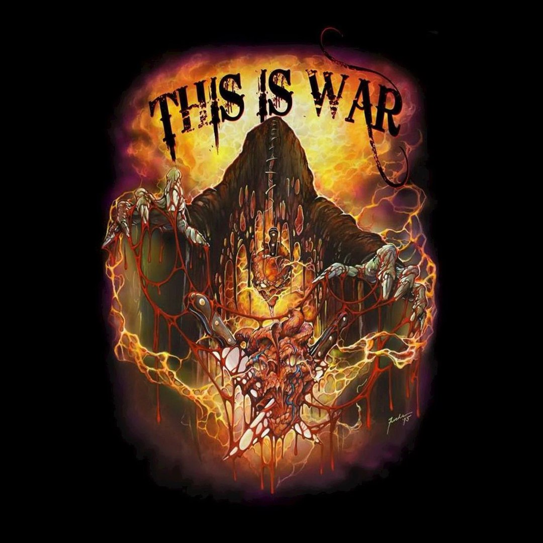 This Is War - Fire Lines (2015)