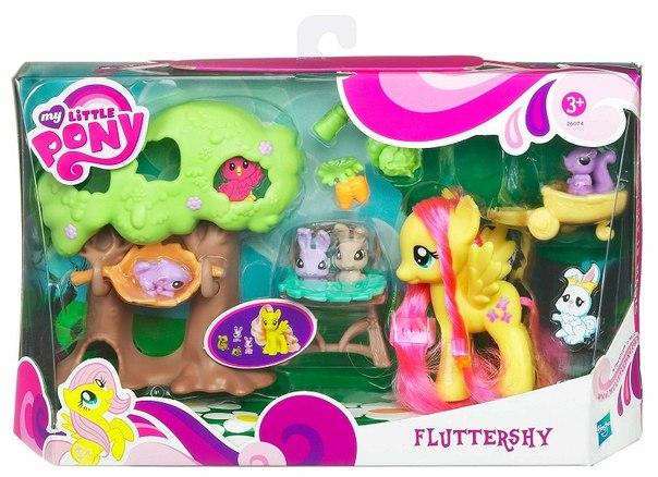 понивиль игрушки для девочек