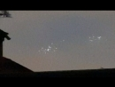 В небе над Калифорнией появились десятки НЛО