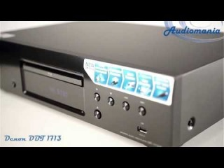 Blu-ray проигрыватель Denon DBT 1713