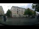 Пешеходы остановили вышедшую из-под контроля после ДТП курскую маршрутку
