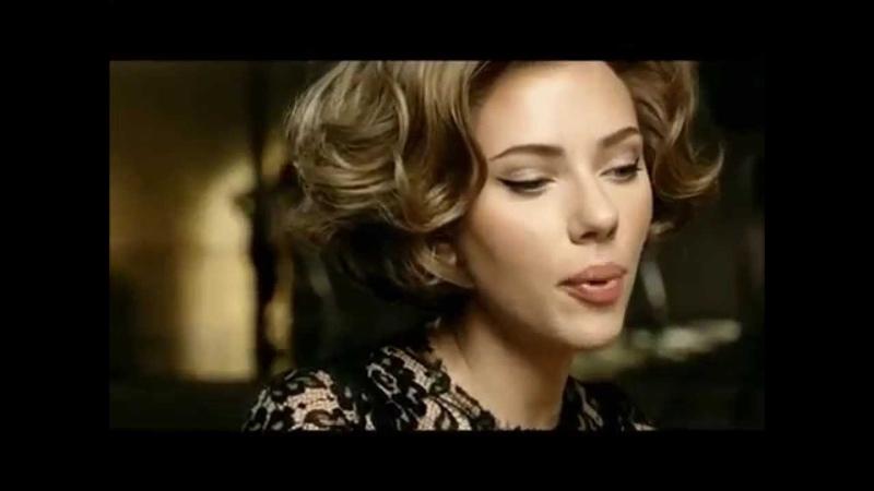 Scarlett Johansson about her lips