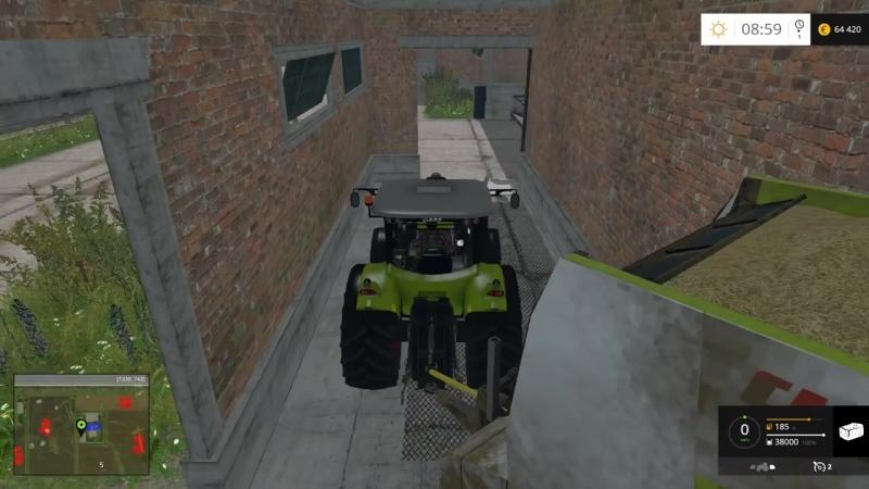 [Stepan Xolera] Наш новый Рено - ч19 Farming Simulator 2015