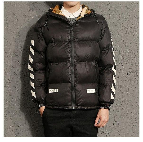 Зимняя куртка OffWhite