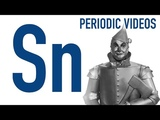 Tin (new) - Periodic Table of Videos
