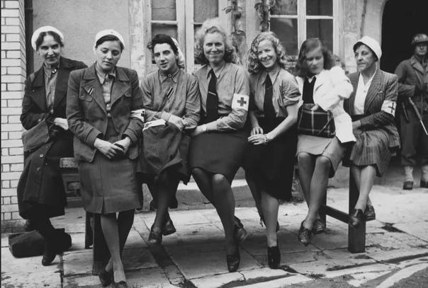 Жестокая участь советских и немецких женщин-военнослужащих в плену