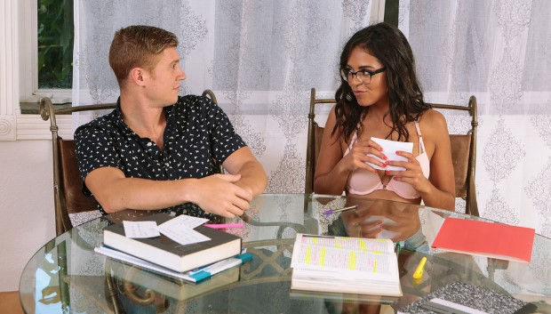Brazzers - Slutty Study Time