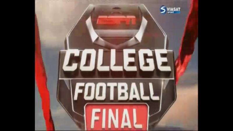 NCAAF 2018-19 Week 03 College Football Final - Обзор 3 Недели RU Viasat Sport