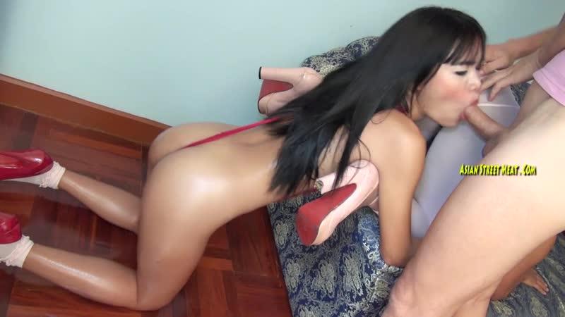 AsianStreetMeat - Bom Peach lesbians