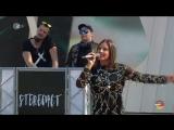 Stereoact feat. SARAH «Wunschkonzert» (ZDF-Fernsehgarten 16.09.2018)