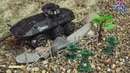 Toy War Kids Movie Military Tanks Helicopter Micro Soldiers Childrens Film for Boys