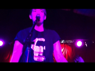 Infinite Void - Wax Apple_⁄(Youre) Still Sour @ The Red Rattler Theatre (27_⁄4_⁄17)