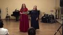 Hark the herald angel sing - Е. Лобастова,Е. Беляева (Академическое пение) - Екатерина Беляева