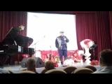 Петр Сухов на фестивале памяти Миши Круга