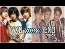 Evolution of K-POP 1997 - 2018 (Groups Evolution)