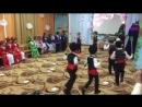 Танец с лопатами по традиции праздника Навруз байрам мужская половина расчищают родники после зимы Старшая группа Дружная с