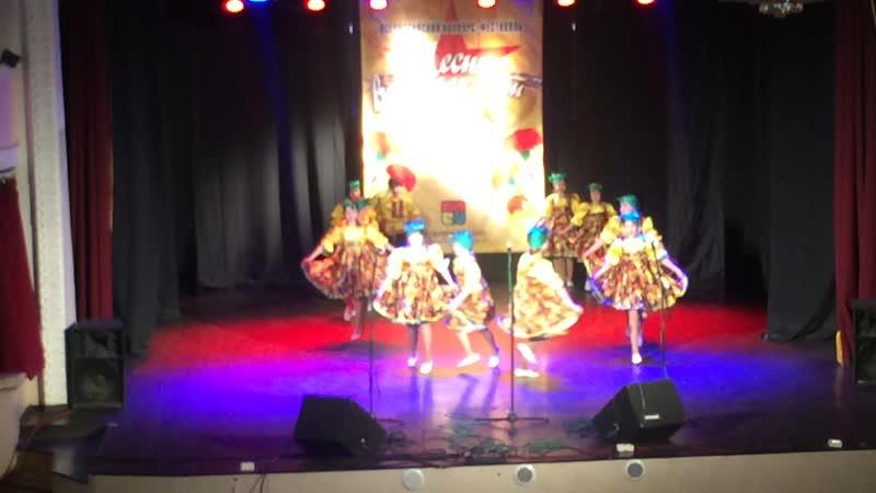 танец Сударушка исп Кнопочки