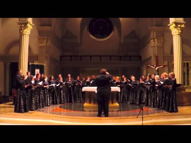 Salvation is Created - Chesnokov - Te Deum Chamber Choir